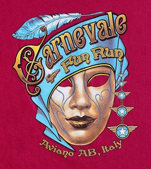Carnevale t-shirt image