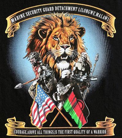 Lilongwe Lion image