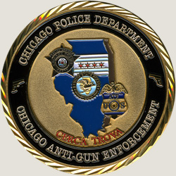 police custom challenge coins