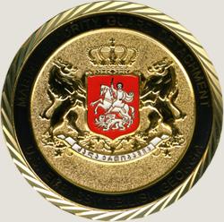 die struck custom coins