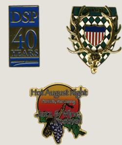custom military pin