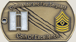 Coin of excellence