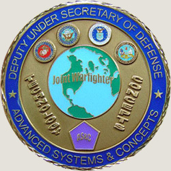 security of defense challenge coins